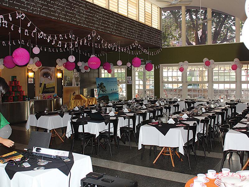 Restaurante em Marília